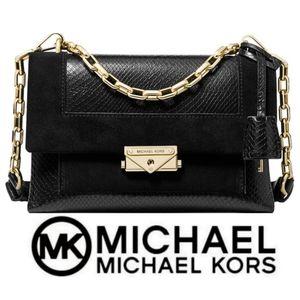🍃⚘Michael Kors⚘🍃Cece Leather Chain Shoulder Bag